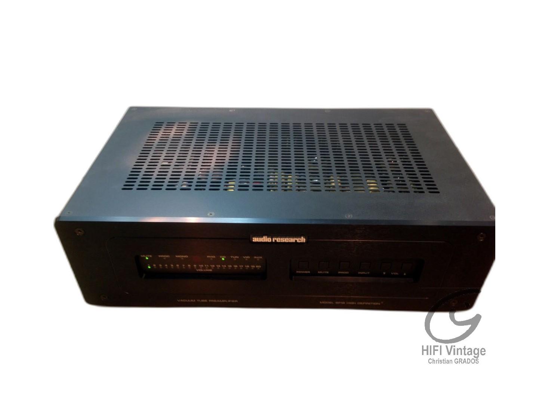 Audio Research SP-16 Pré-Amplificateur Hifi Vintage  réparations