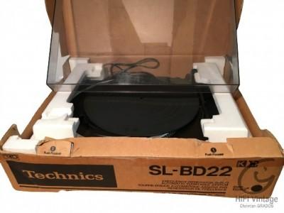 TECHNICS SL-BD22 Hifi Vintage Grados