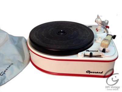 GARRARD 4HF platine hifi vintage réparateur