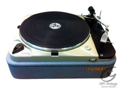 Thorens TD-124 Bras Ortofon