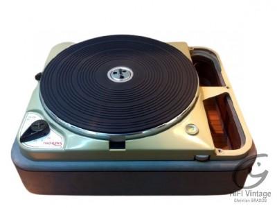 Thorens TD-124 MK-I PLatine tourne disque Hifi vintage réparations
