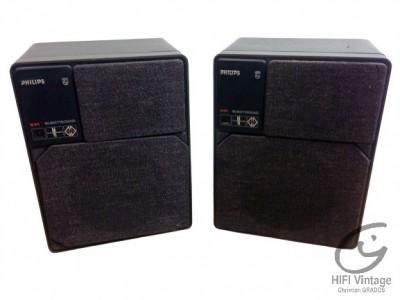 PHILIPS 22-RH-541 Hifi vintage réparation