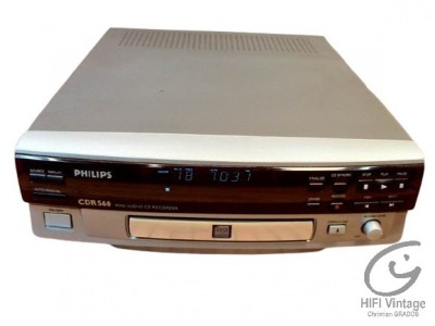 Philips CDR-560