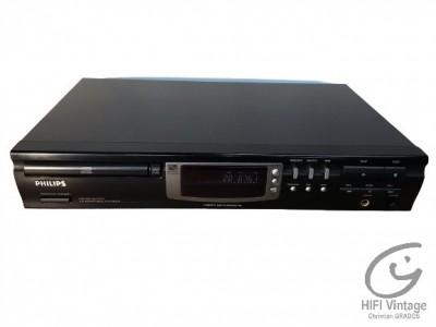 PHILIPS CD-753 modifié