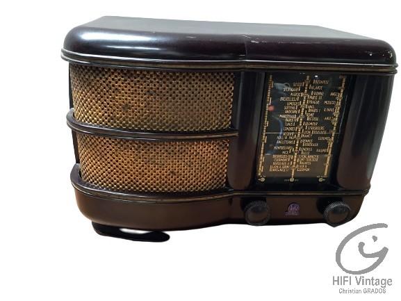 RADIOLA RA-83 Hifi vintage réparations
