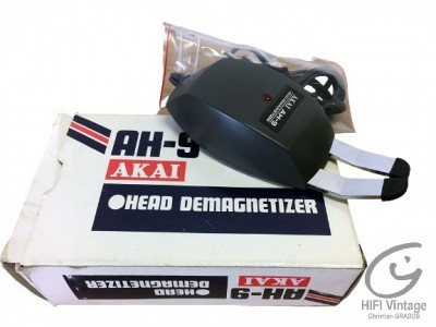 Hifi Vintage AKAI AH-9 Démagnétiseur