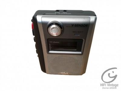 Hifi Vintage AIWA TP-VS450