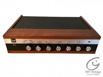 Hifi Vintage DUAL CV-3