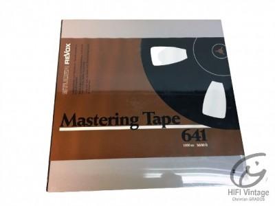 REVOX Mastering Tape 641 sous blister