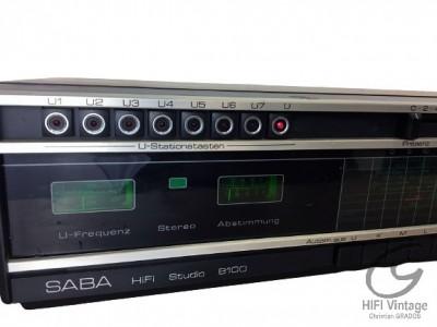 SABA Hifi Studio 8100