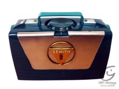 Zenith M505 Wave magnet hifi vintage réparations