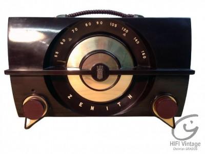ZENITH S-18656 hifi vintage réparations