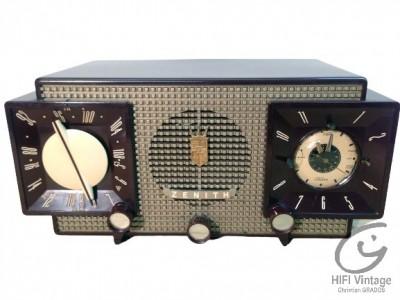 ZENITH 7-J-03 radio reveil Hifi vintage