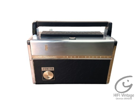 ZENITH Royal 3000-1 Hifi vintage réparations