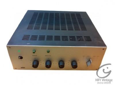 Braun CSV-12 Amplificateur Hifi vintage réparations