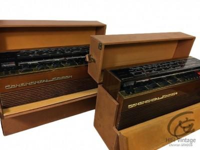Hifi Vintage CONTINENTAL EDISON TR-589