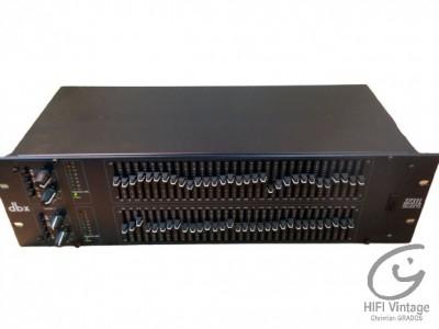 DBX 3231-L Equaliseur 32 bandes Hifi vintage Réparateur