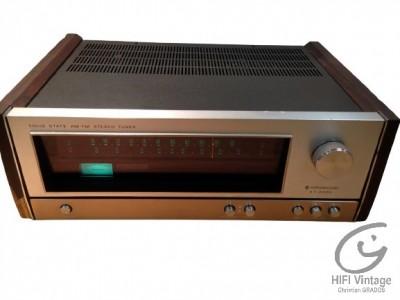 Kenwood KT-4005 tuner FM Radio Hifi vintage réparation