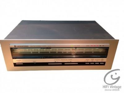 Kenwood KT-413 tuner FM Radio Hifi vintage réparateur