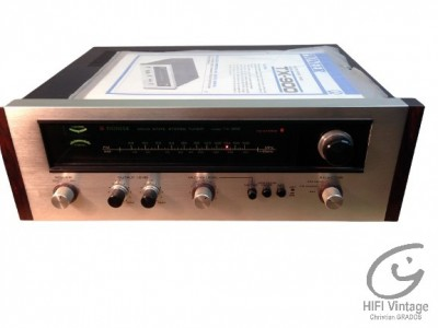 PIONEER TX-900 Hifi Vintage ampli-tuner réparations