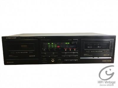 PIONEER CT-W350-R