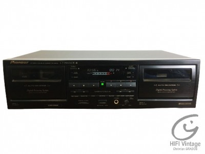 PIONEER CT-W606-DR
