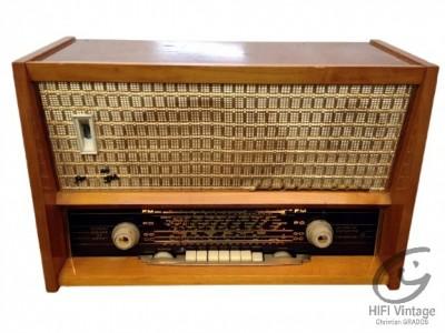 Schneider Romance FM hifi vintage réparation
