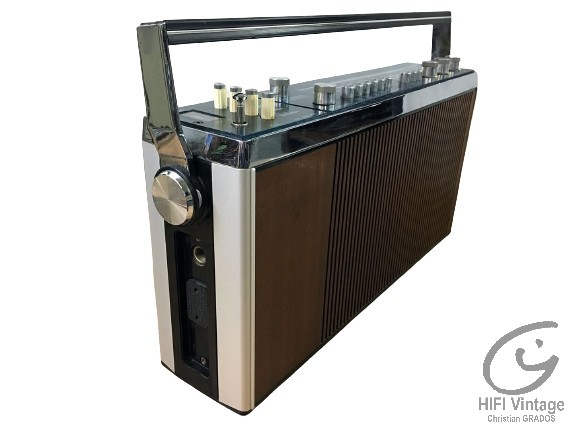 SCHNEIDER Radio FM Hifi vintage réparations