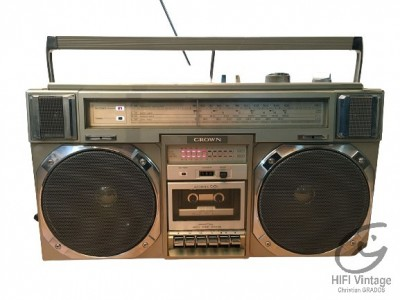 CROWN CSC-950-L Hifi Vintage Grados