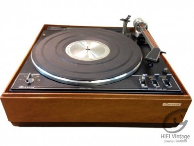 Garrard LAB-95-B platine hifi vintage réparations