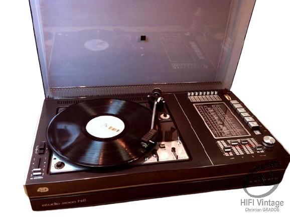 Grundig studio 2000 Hifi vintage réparations
