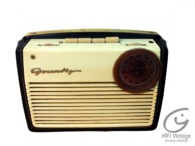 Grundig Portable 1955