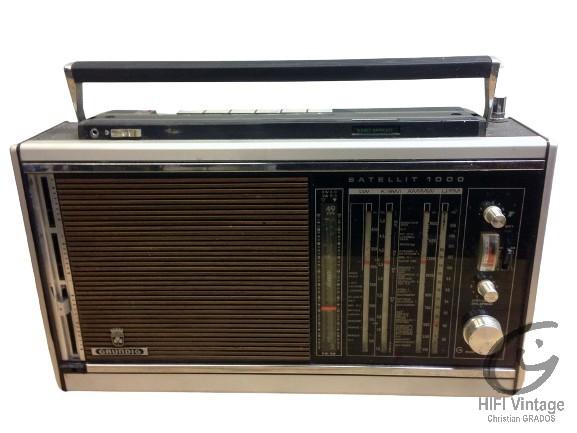 PHILIPS Postes Portable Transistors Hifi vintage réparations