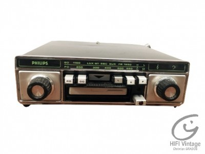 PHILIPS 22-RN-331 Autoradio
