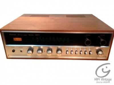Sansui 1000X Ampli tuner Hifi vintage réparation