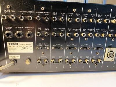 TEAC TASCAM Model 5