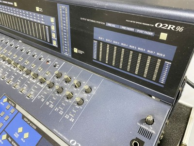 YAMAHA O2R-96