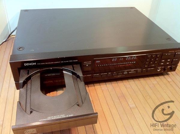 DENON DCD-1500 II Hifi vintage réparations