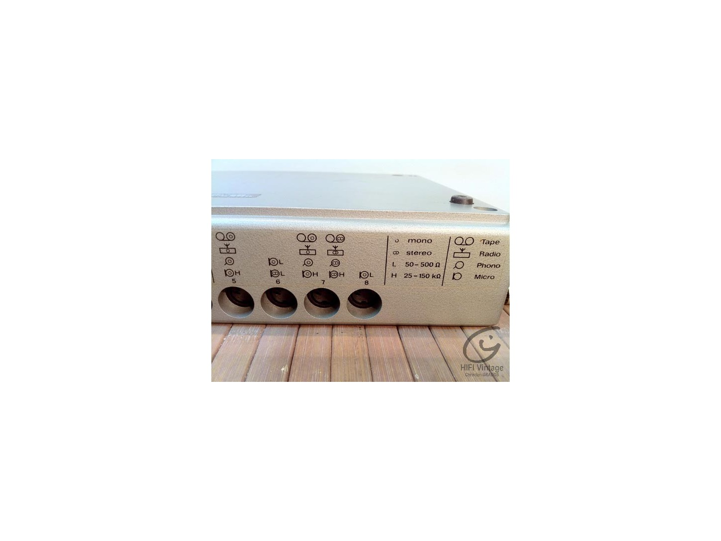 UHER MIX 500 A124
