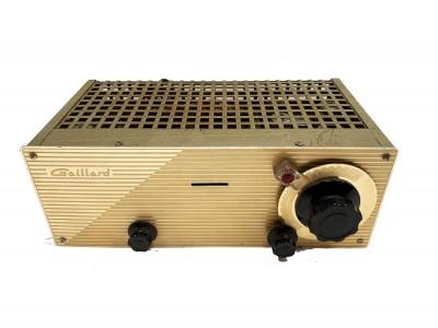 GAILLARD Tuner FM-62 hifi vintage réparations
