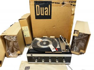 DUAL HS-27 Hifi vintage Réparations