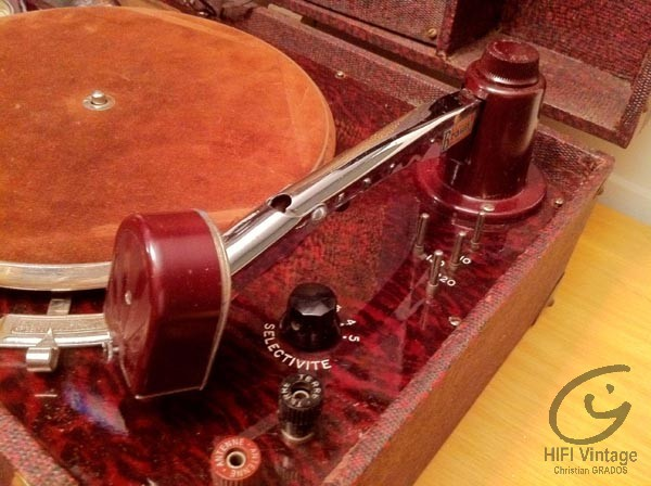 Braun Lancat Hifi vintage réparations