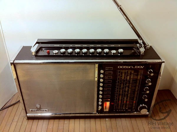 Grundig Concert Boy 1000 Hifi vintage réparations