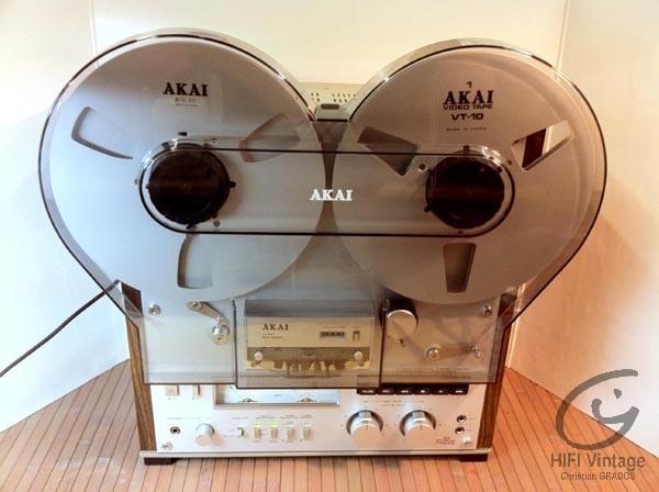 AKAI GX-620 Hifi vintage réparations