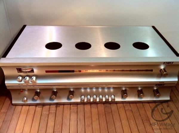 KONTACT ampli et tuner Hifi vintage réparations
