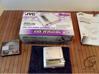 JVC XM-R700SL