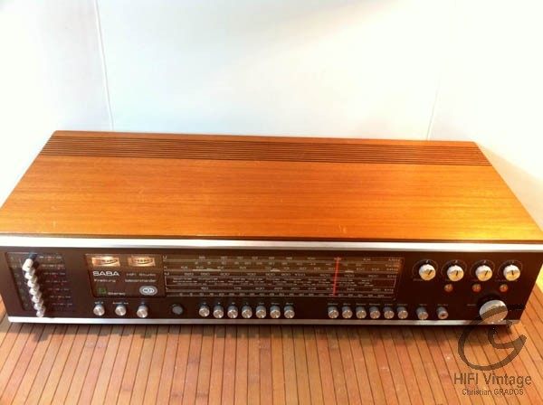 SABA Studio FRG Hifi vintage réparations