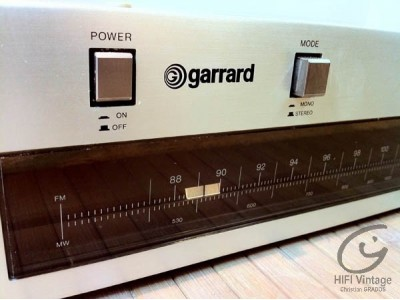 Garrard tuner Model-7