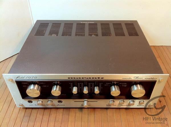 MARANTZ Model 1070 Hifi vintage réparations