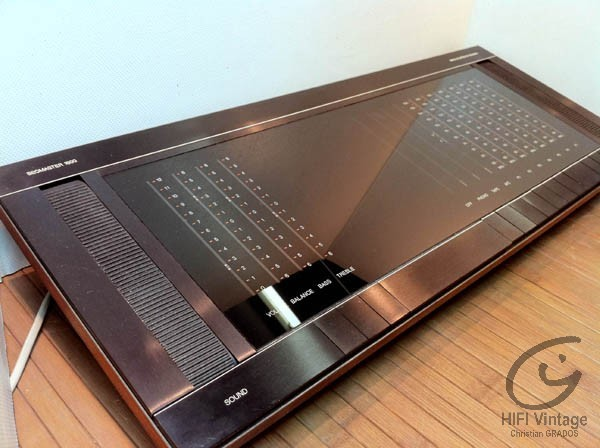 B&O BEOMASTER 1600 Hifi vintage réparations